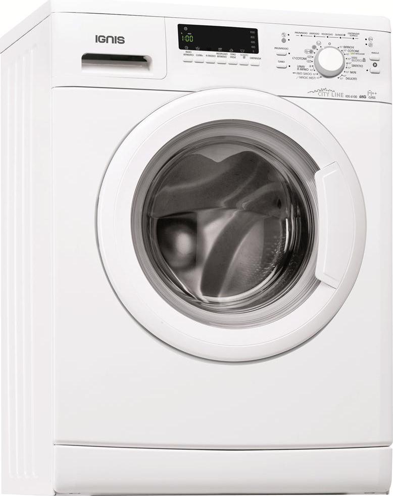 Ignis lavatrice slim carica frontale 6 kg classe a 47 cm - Lavatrice 33 cm 6 kg ...