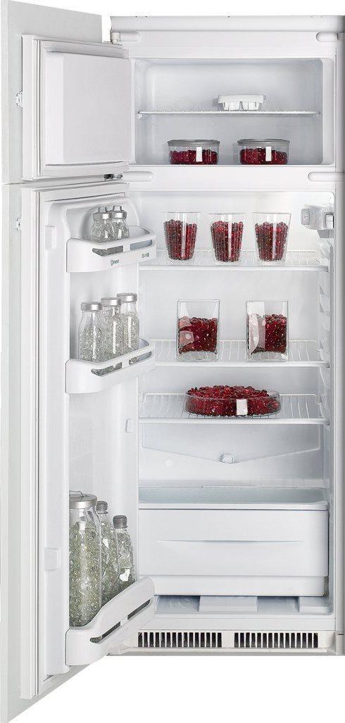 Indesit frigorifero incasso doppia porta 226 lt classe a - Frigorifero combinato o doppia porta ...