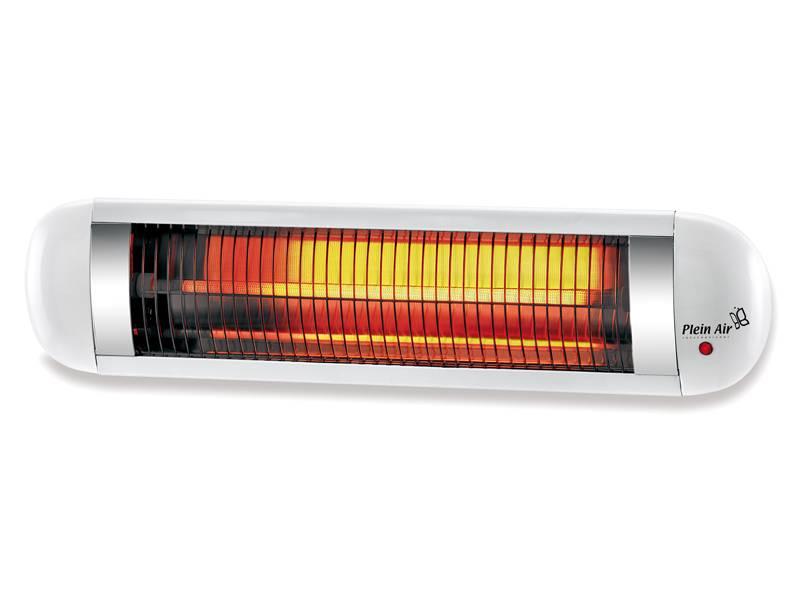 Kemper stufa quarzo stufetta elettrica basso consumo infrarossi parete 600w r600 ebay - Stufa alogena basso consumo ...