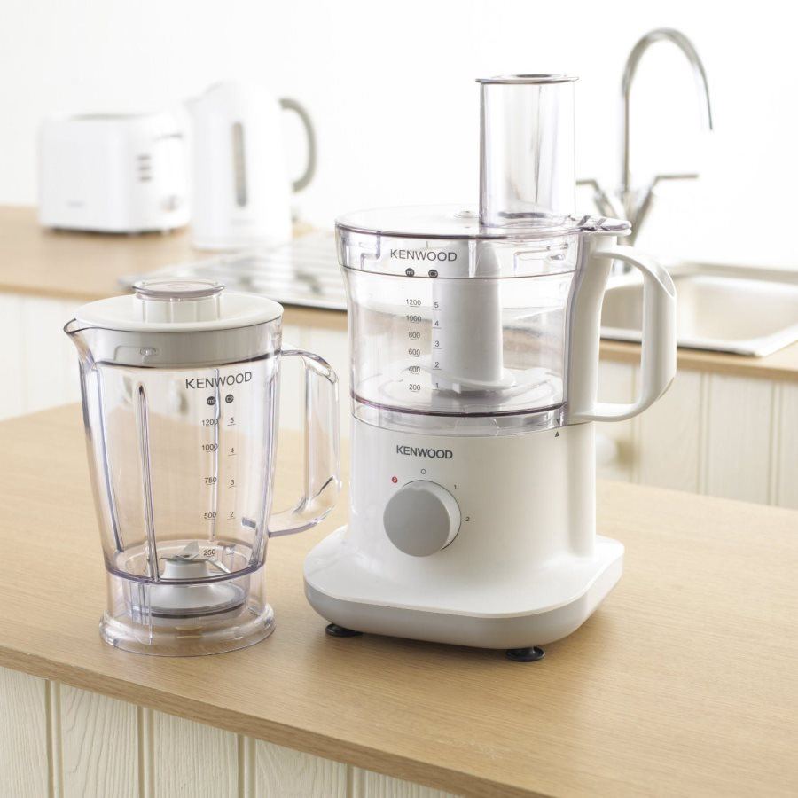 Kenwood Robot Cucina Tritatutto Frullatore Food Processor FPP220 ...