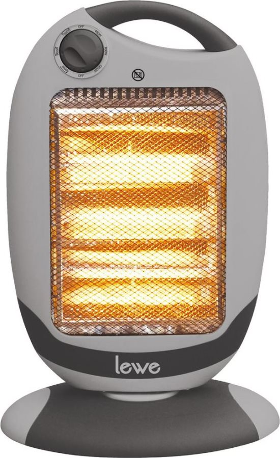 Lewe stufa stufetta elettrica alogena basso consumo hl1200h ebay - Stufe elettriche basso consumo ...