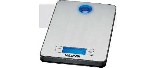 Bilancia Cucina Digitale Elettronica MASTER Portata Max 5Kg BC816