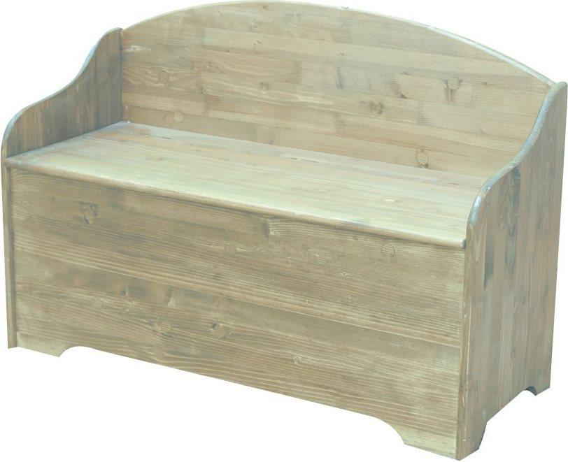 no brand cassapanca legno baule panca contenitore