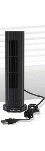 Orieme ventilatore a colonna torre senza pale 1 velocit for Ventilatore verticale