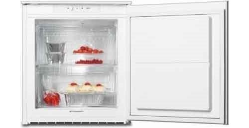 Electrolux congelatore verticale a cassetti incasso 62 lt for Congelatore verticale a