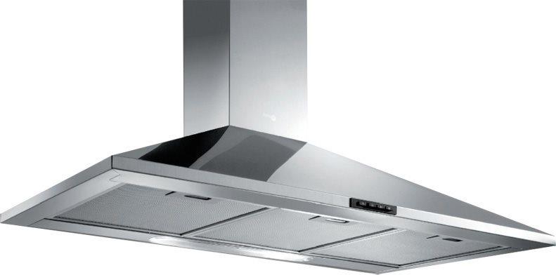 Turboair cappa cucina aspirante parete 90 cm x 45 cm - Cappa cucina 90 cm ...