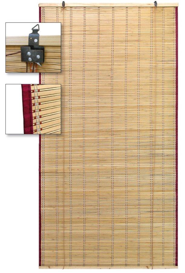 Carrucole per tende 28 images arella in bambu stuoia tenda s carrucole ombreggiante in - Tende bambu per esterno ...