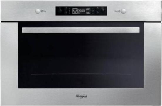Whirlpool forno microonde incasso combinato grill 31 l - Forno elettrico microonde combinato ...