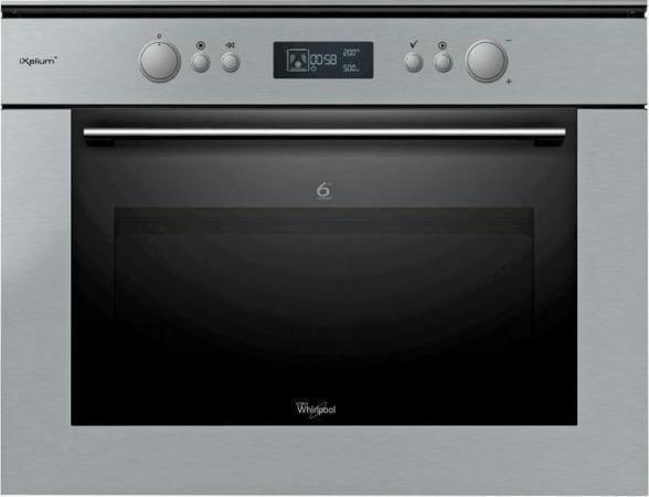 Whirlpool forno microonde incasso combinato grill 40 lt 900 w 60 cm amw 831 ixl ebay - Forno incasso combinato ...