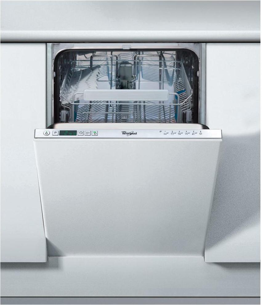 Whirlpool lavastoviglie incasso scomparsa totale 10 coperti cl a 45 cm adg351 ebay - Porta per lavastoviglie da incasso ...