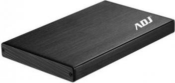 "ADJ Box Hard Disk Esterno 2.5"" Sata USB 3.0 HDD 9.5mm 120-00013 AH612"