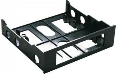 ADJ Supporto Adattatore Bracket 1 dispositivo 3.5 in 1 Bay 5.25 120-00016