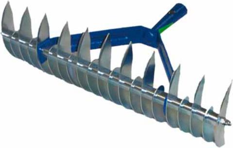 AGEF 9154A2S0000 Rastrello Areatore 32 Denti