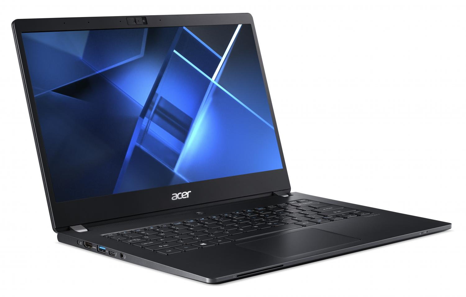 "Acer NX.VMRET.006 Notebook i7 SSD 512 GB Ram 8 GB 14"" Win10 Pro Nero  TravelMate"