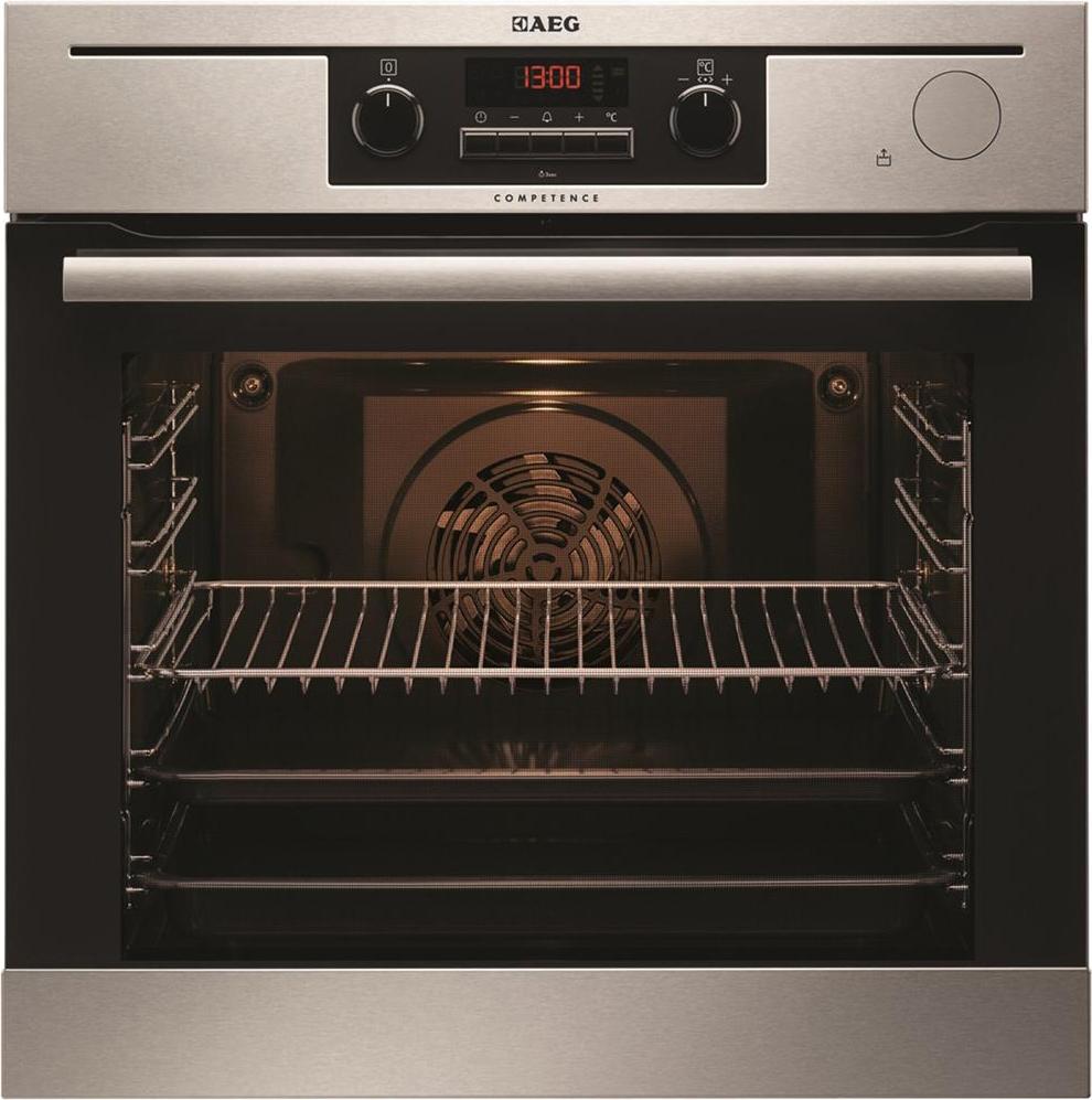 Forno elettrico aeg bp630332im forno da incasso - Forno ventilato da incasso ...