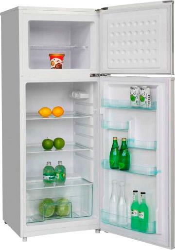 Frigorifero akai frigo combinato statico akfr242l in - Frigorifero combinato o doppia porta ...