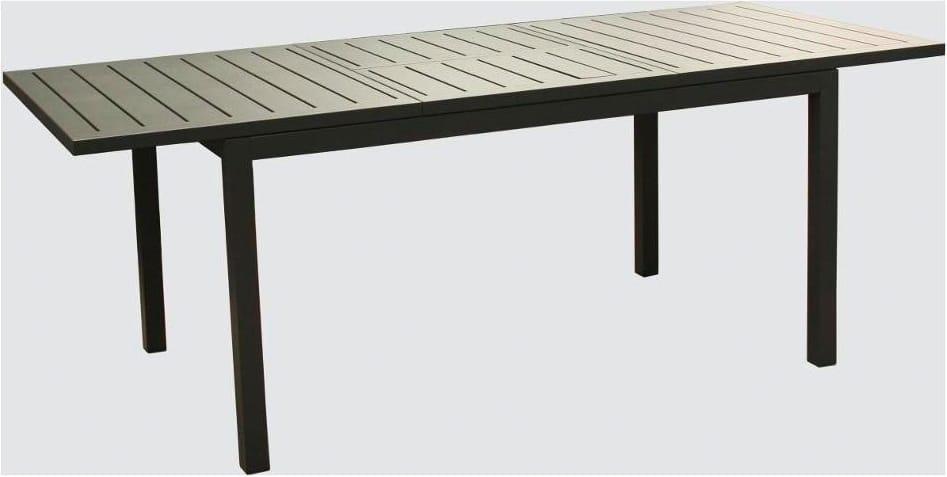 Tavolo Giardino Alluminio Allungabile.Amicasa Tavolo Allungabile Da Giardino Alluminio 148 209x90 Cm