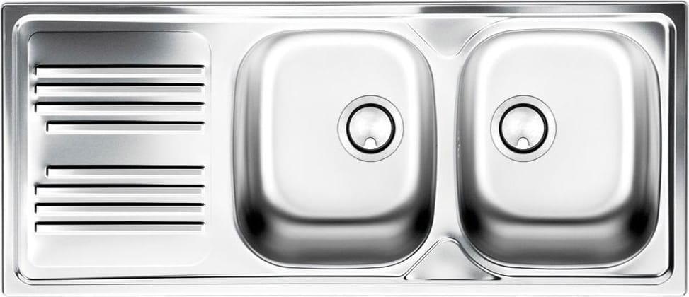 Lavello Cucina Apell TM1162ILPC 2 Vasche Inox Prezzoforte - 90625