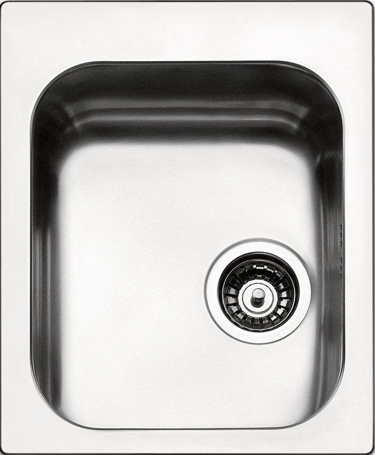 Apell lavello cucina incasso 1 vasca larghezza 42 cm - Miglior materiale lavello cucina ...