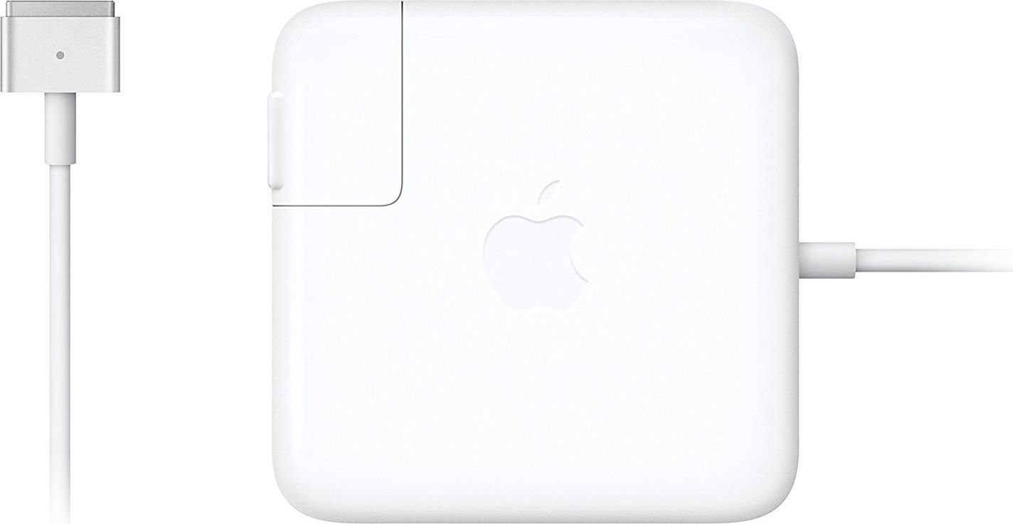 "Apple MC556ZB Alimentatore MacBook Pro 15""  17"" 85 W colore Bianco MC556Z  B"