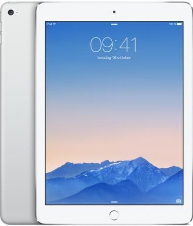"Apple iPad Air 2 Tablet 9.7"" Touch 128GB Wi-Fi 3G 4G AirPlay GPS iOS 8 MGWM2TYA"