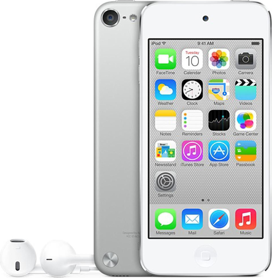 Apple iPod Touch Lettore MP3 MP4 32GB Display Touch Wi-Fi 8Mpx iOS 8 MKHX2BTA