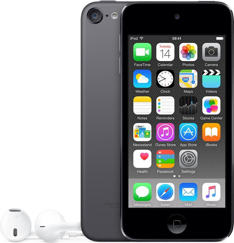 Apple iPod Touch Lettore MP3 MP4 32GB Display Touch Wi-Fi 8Mpx iOS 8 MKJ02BTA