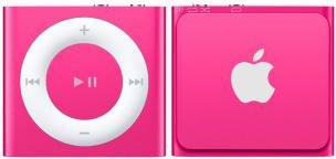 Apple iPod shuffle Lettore MP3 2 GB col Rosa MKM72BTA