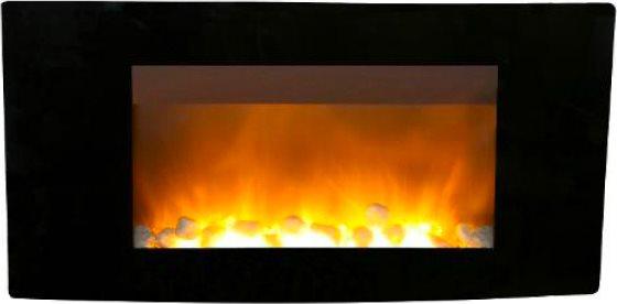 Ardes 371 Camino Caminetto elettrico parete Fuoco finto 1400W