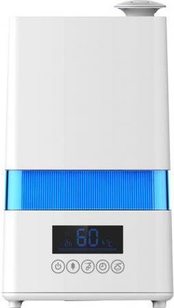 Ardes Umidificatore Ultrasuoni Ionizzattore Purificatore Aria Timer Bianco 8U20