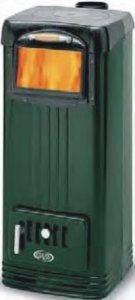 Argo stufa a legna in ghisa bruciatutto potenza termica for Stufa a legna argo