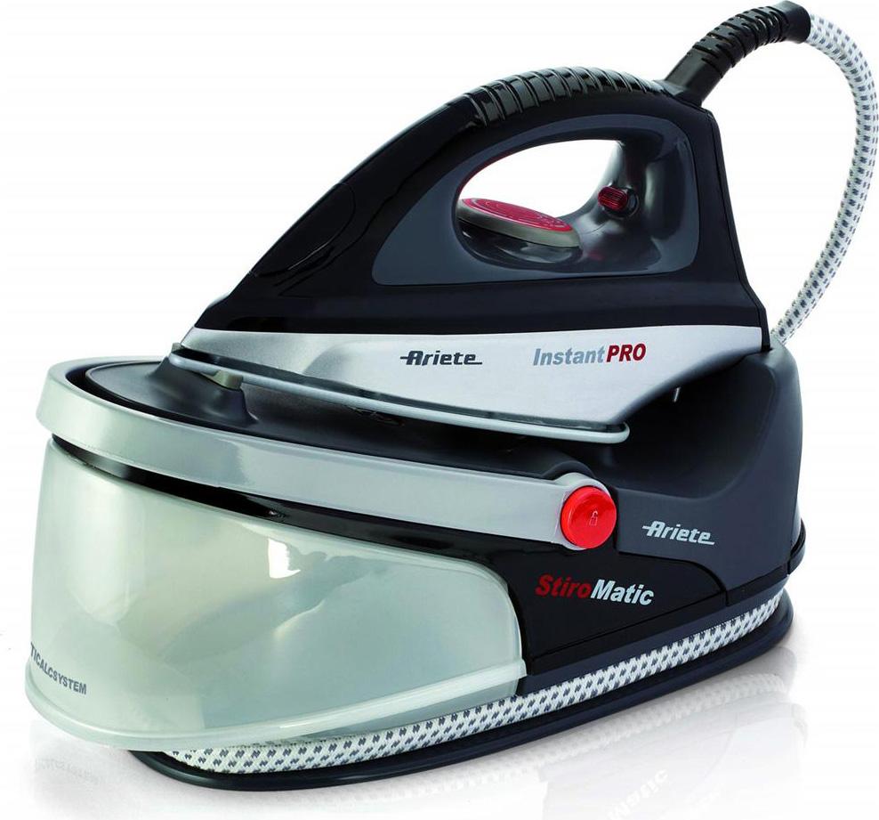 Ariete ferro da stiro con caldaia a vapore potenza 2200 for Ferro a vapore con caldaia