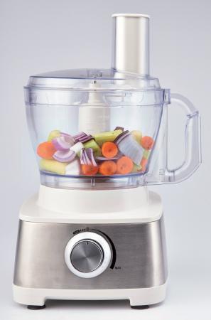 Ariete robot da cucina impastatrice potenza 1000 watt tasto pulse bicchiere frullatore - Robot da cucina ariete ...
