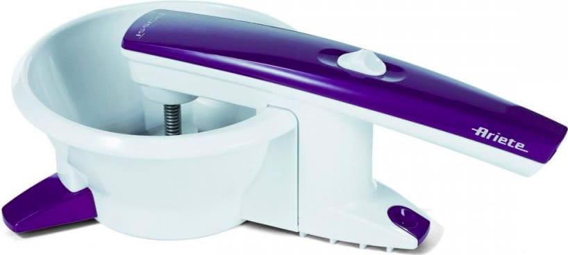 Ariete 261 Passaverdura elettrico Colore Viola  Passì Purple Grape