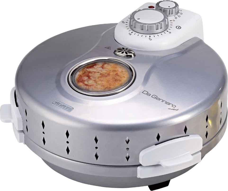 Ariete forno fornetto elettrico per pizza diametro 29 cm - Forno elettrico con pietra refrattaria ...