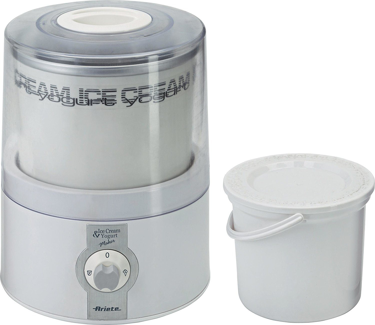 Ariete Macchina Gelato Yogurt Refrigerante 635 Ice cream & Yogurt maker