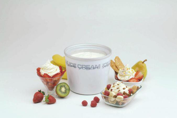 Ariete Macchina Gelato Yogurt Refrigerante 635 Ice cream & Yogurt maker v.7
