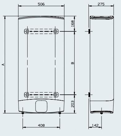 Scaldabagno elettrico ariston boiler 3626146 offerte e - Scaldabagno elettrico prezzi 80 litri ...