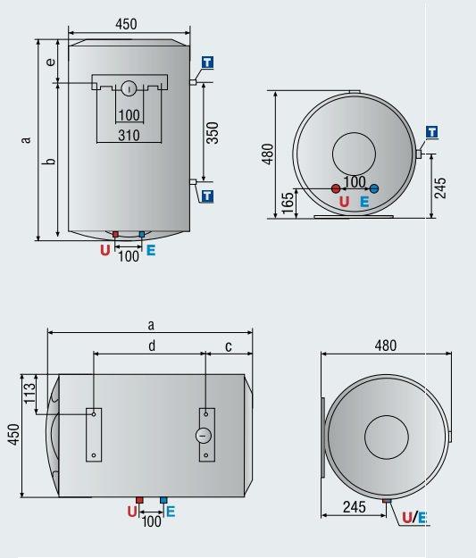 Boiler elettrico 50 litri prezzi aggiuntive with boiler elettrico 50 litri prezzi scaldabagno - Prezzi scaldabagno elettrico 50 litri ...