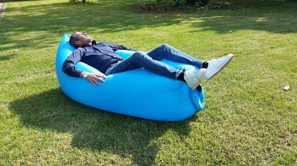 Armour materassino autogonfiante mare lettino gonfiabile for Materassini piscina