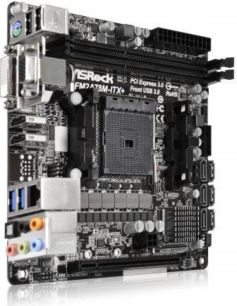 ASRock FM2A78M-ITX+ Atheros LAN Windows 8