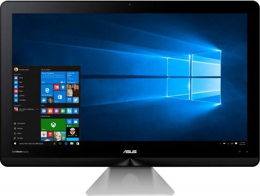 "Asus Pc Desktop i5 All in One 24"" 8GB 1TB Wifi Windows 10 Zen AiO ZN240ICGK-RC032X"