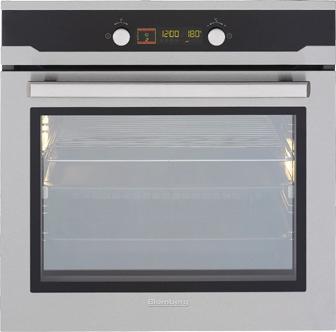 Forno blomberg beo 9576 x forno da incasso elettrico ventilato con grill multifunzione pizza - Forno elettrico ventilato da incasso ...