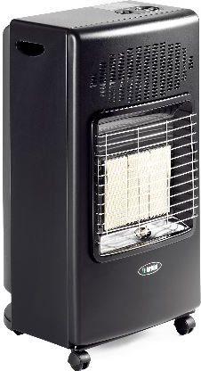 Bartolini stufa a gas gpl infrarossi ventilata portatile for Stufa bartolini ventilata