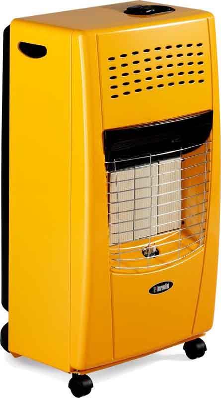 Bartolini stufa a gas gpl infrarossi portatile potenza for Stufa bartolini ventilata