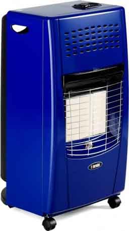 Bartolini stufa a gas gpl infrarossi portatile potenza for Stufe a gas metano bartolini