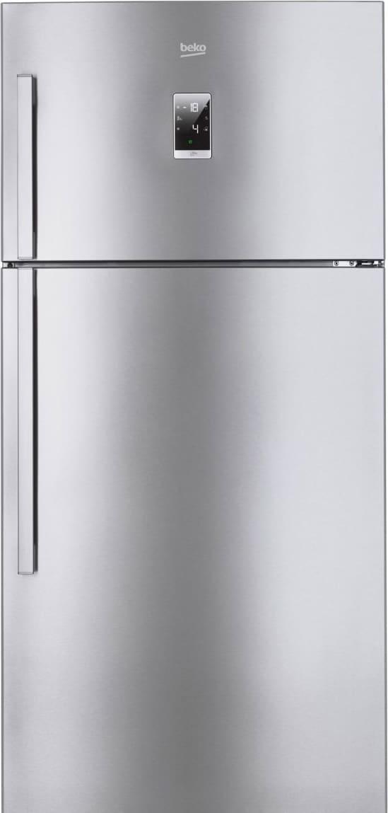 Frigorifero Doppia porta Capacità 611 Litri Classe energetica A+  Raffreddamento No Frost con Ionizzatore colore Inox - DN162220XP