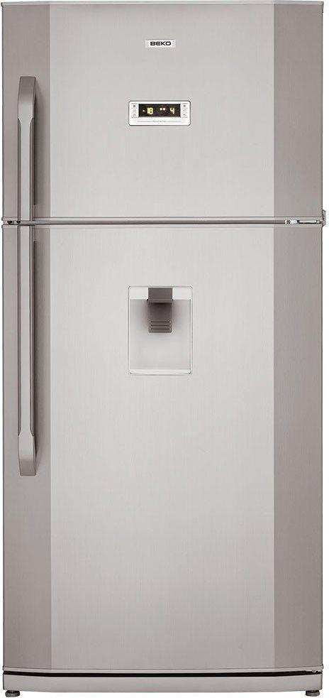 Frigorifero beko dne62220dpx frigo doppia porta no frost for Frigorifero beko no frost