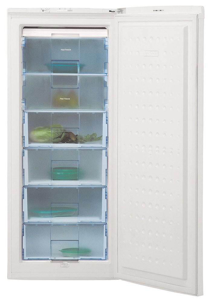 Congelatore verticale a cassetti beko fsa21320 in offerta for Congelatore verticale a