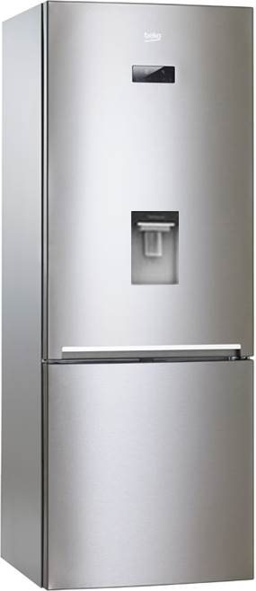 Frigorifero Beko Frigo combinato no frost - RCNE520E20DS in ...